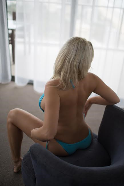 Christie Milf Escort Melbourne